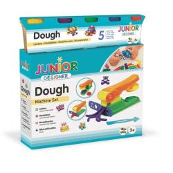 Lermaskin och Formar Leklera 5-Pack JDE Dough Machine 5x85g Doug multifärg