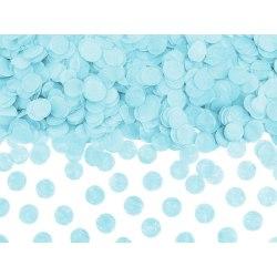 Konfetti Cirklar - Blå Blå