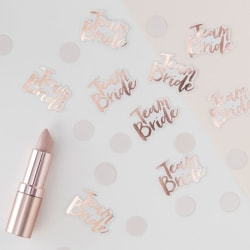 Konfetti - Team Bride PinkGold