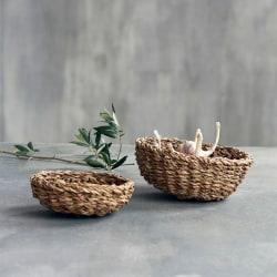 Korg Bröd, Brödkorg Natur Sjögräs 2-Pack - Nicolas Vahé Brun