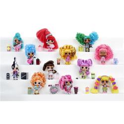 L.O.L. Surprise! Remix Hairflip Tots Dockor- Hårfärger, hårstruk multifärg