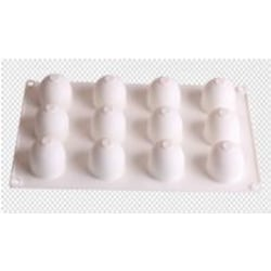 mousse silikonform White