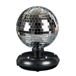 Discolampa Discokula LED - MU Mirror Disco Ball Svart