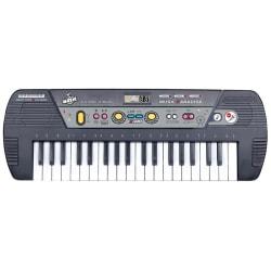 Music Keyboard 37 Tangenter- Keyboard Svart