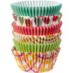 Påsk Muffinsformar 150st- Wilton multifärg
