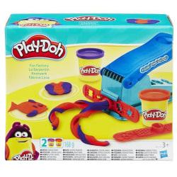 PD Basic Fun Factory- Play Doh Klassiskt set multifärg