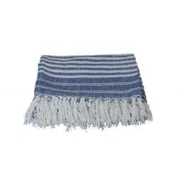 Picknickpläd Torpet Blue - Bercato Blå
