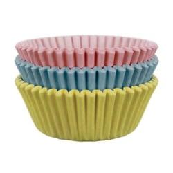 PME - Muffinsformar Blandade pastellfärger - 60st
