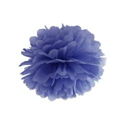 Pom Pom Mörkblå 25cm Mörkblå