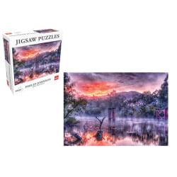 Puzzle Mist and Light 1000pcs- Natur Pussel multifärg