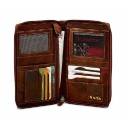 Reseplånbok - Baway Brun