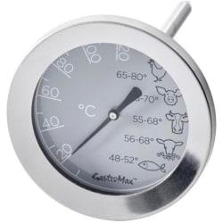 Stektermometer- Gastromax   Silver