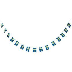 Sverige Flaggor Banner 6m