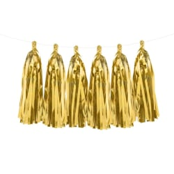 Tasselgirlang - Guld Gold