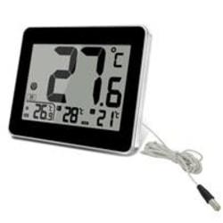 Termometer HOME IN/UT Svart