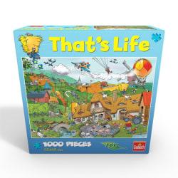 That's Life - Farm 1000pcs Bongårds pussel  multifärg