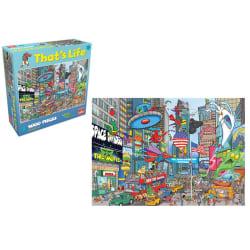 That's Life - New York 1000pcs Pussel New York City multifärg