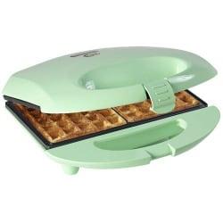 Våffeljärn Bestron Sweet Dreams Waffle Maker Belgiska Våfflor Mynta