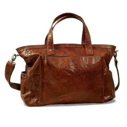 Weekendbag Baway Brun