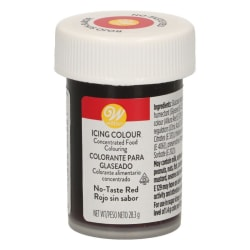 Wilton Icing Color - Red Red - 28g MultiColor