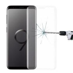 3D Skärmskydd i härdat glas till Samsung Galaxy S9 Plus - Transp