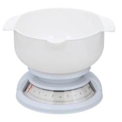 ALPINA Köksvåg Ink Skål, 5kg