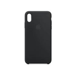 Apple iPhone XS Max Original silikonskal i Svart färg