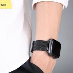 Apple Watch Metallarmband 38/40mm Grå