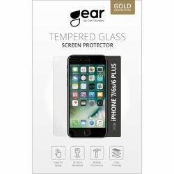 "GEAR Härdat Glas 5.5"" iPhone6 Plus/7 Plus"