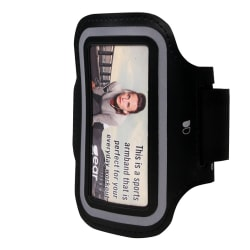 GEAR Sport ArmBand Universal XL iPhone 6 Plus Svart