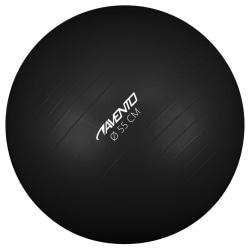 Avento Gymnastikboll dia. 55 cm svart Svart