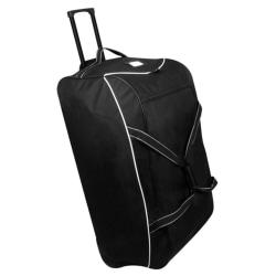 Avento resväska 80 cm svart 50TF Svart