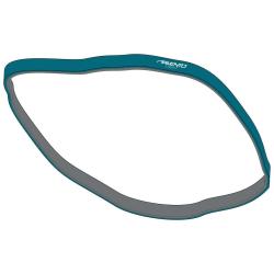 Avento Träningsband latex light Blå