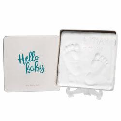 Baby Art Gipsavtryck Magic Box Essentials fyrkantig Vit
