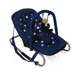 Baninni Babygunga Relax Classic blå stjärna BNBO002-BLST Blå