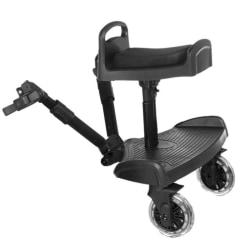 Baninni Ståbräda för barnvagn Passo svart BNSTA005-BK Svart