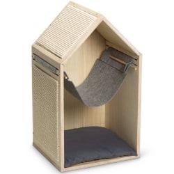 Beeztees Klösmöbel Migo 40x35x69,5 cm trä Brun