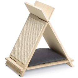 Beeztees Klösmöbel Rinty 55x35x60 cm trä Brun