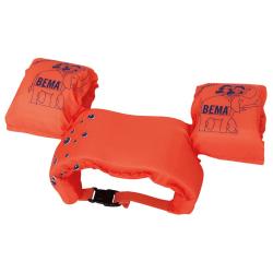 BEMA Simhjälpmedel 2-i-1 orange Orange