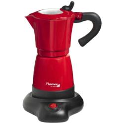 Bestron Espressobryggare 6 koppar 480 W röd AES480 Röd