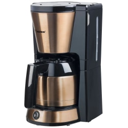 Bestron Kaffebryggare Copper Collection ACM1000CO 900 W Brun