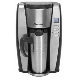 Bestron Kaffekokare 650 W 400 ml silver ACUP650 Silver