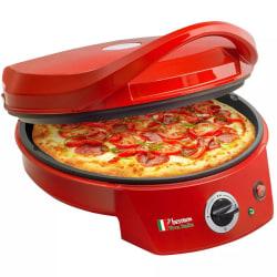 Bestron Pizzaugn/bordsgrill 1800 W röd APZ400 Röd