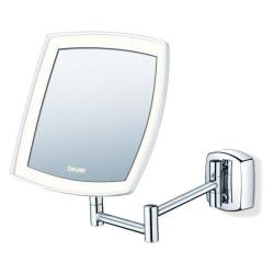 Beurer Sminkspegel med belysning 16 cm BS 89 Silver