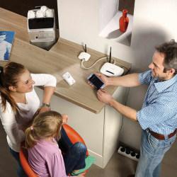 Brennenstuhl Gateway för hemautomation GWY 433 Vit