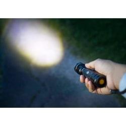 Brennenstuhl LED-ficklampa LuxPremium TL 600 AF IP67 Svart