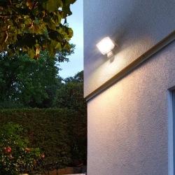 Brennenstuhl LED-strålkastare AL 3000 P PIR 30W 12m IP44 Grå