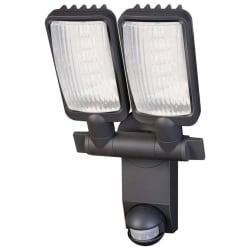 Brennenstuhl LED-strålkastare Duo Premium City LV5405 PIR 31W 10 Svart