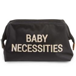 CHILDHOME Necessär Baby Necessities svart guld Svart