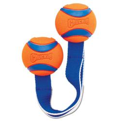 Chuckit Hundleksak M 6 cm Orange